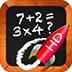 Rocket Math HD Icon