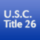U.S.C. Title 26: Internal Revenue Code Icon