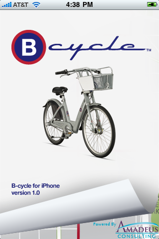 B-cycle Screenshot