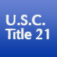 U.S.C. Title 21: Food and Drugs Icon
