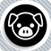 Swine Flu Touch Scanner Icon