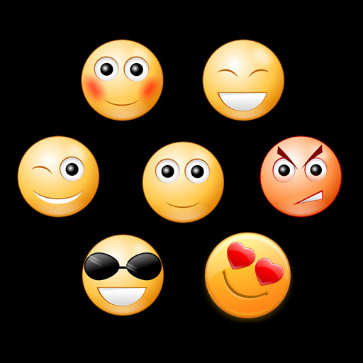 Emoji icons - the best emoticons 2010