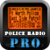 Police Radio Pro – Mobile Police Scanner Icon