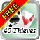 Forty Thieves Solitaire Games Free Icon
