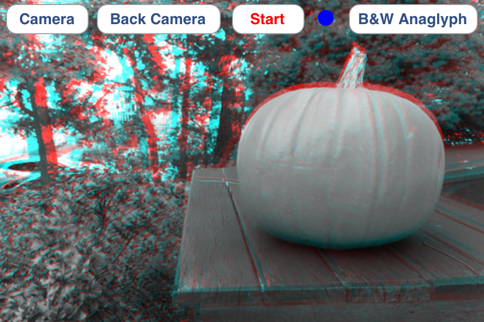 3-D Photo Screenshot