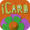 iCard for iPhone - Holiday Cards Available to Design, Share, and Print! by BRIAN Burke icon