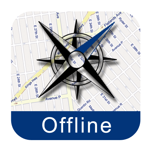Washington DC Street Map Offline