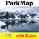 Parc National de la Vanoise – GPS Map Navigator Icon