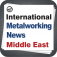 International Metalworking News – Middle East Icon