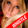 Girlfriend Whistle Icon