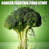 Cancer Fighting Food Stuffs Icon
