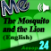 The Mosquito and the Lion Icon