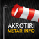 Akrotiri Metar Information Icon