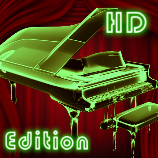 Neon Piano iPad Edition