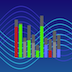 Music Pitch Spectrum Icon