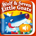 iReading HD – The Wolf and the Seven Little Goats Icon
