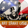 Art Shake USA Icon