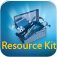 Internet Information Services (IIS) 7.0 Resource Kit Icon