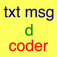 COMPREHENSVE TEXT MESSAGING – Dictionary of Text Message Codes Icon