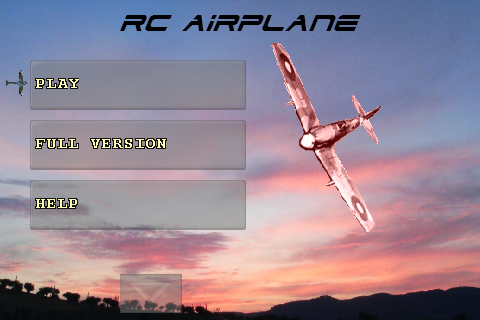RC Airplane 3D Lite Screenshot