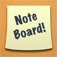 Note Board! (Notes Organizer) Icon