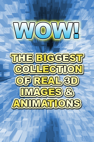 Awesome Real 3D Picture and Animation Player Screenshot