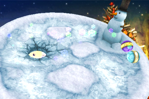 3D Jingle Balls Screenshot