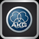 AKG Wireless Icon