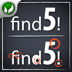 Find 5! Icon