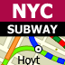 New York Subway 10 for iPad Icon