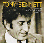 Album Cover: Tony Bennett Sings the Rodgers and Hart Songbook