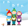 Christmas Carol Music and Lyrics Icon