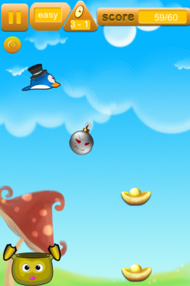 Crazy Coin Lite Screenshot