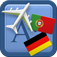 Traveller Dictionary and Phrasebook German – Portuguese Icon