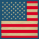 USA Factbook and Quiz Icon