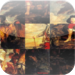 Canvas painting Puzzle Free