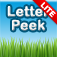 Letter Peek Lite – Free ABC Kids Game Icon