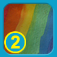 I Paint a Rainbow! – Level 2(B) – Learn To Read Books Icon