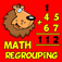 A Math Regrouping App: Addition and Subtraction Icon