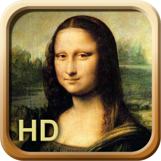 ART HD Deluxe. Great Artists. Gallery and Quiz