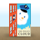 The Police Cloud by Christoph Niemann Icon