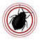 Bed Bug Alert Icon