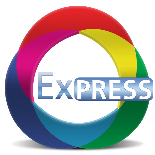 HDR Express Icon