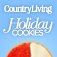 Country Living Holiday Cookies Icon
