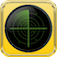 Metal Detector Radar Icon