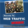 Secrets To Web Traffic Overdrive Icon