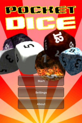 PocketDice Screenshot