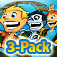 3D Rollercoaster Rush Bundle Pack Icon