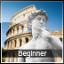 Beginner Italian for iPad Icon