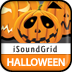 isoundGrid Halloween for iPad Icon